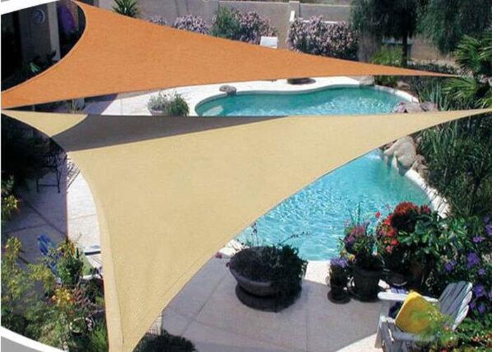 Sunsail Carport Swimming Pool Sun Shade Sail