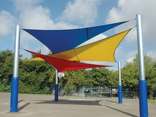 100%Virgin HDPE SUN SHADE SAIL. Sun Shade Sail is made of polyethylene (HDPE) material by adding UV stabilizers and anti-oxidants. Anti-aging, large-area coverage and it has the ability to adjust control environment, Rust proof mounting fixtures- stainless steel D- rings,Ideal for decks, gardens, backyards, entryways, pools, and courtyards. Lightweight and foldable design making it easy for storage,Make your outdoor living spaces more comfortable and enjoyable with a Sun Shade sun sail.