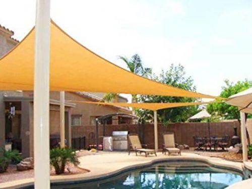 Shade Sunsail Canopy