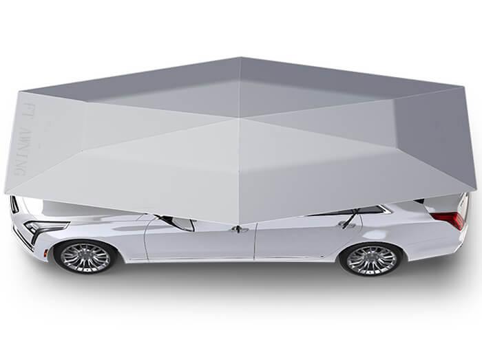 Car Umbrella Automatic Durable Multifunction Portable Sun Shade Tent