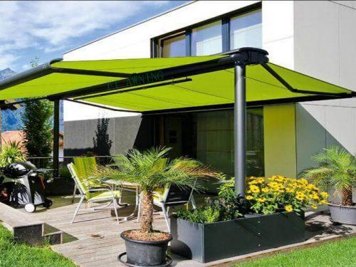 Double Deck Promotional Folding Arms Retractable Awning for Garden