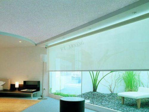 Manual Roller Shade Window Blinds