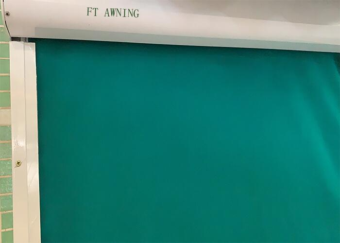 fire-proofing security personally tailored roller blind