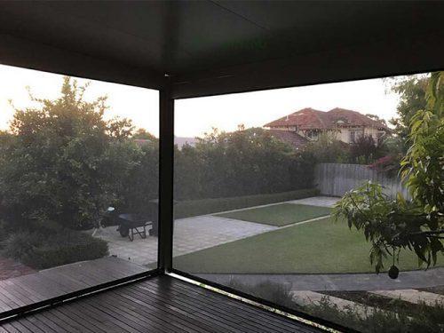 Sunscreen 5% Light Transmittance Shading Window Blind