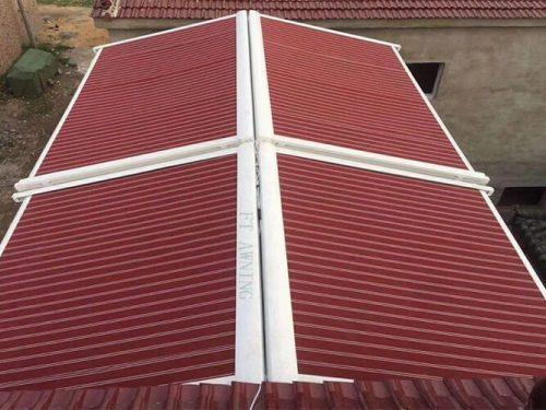 Automatic Roof Skylight Awning