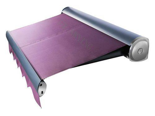 china semi cassette retractable awning
